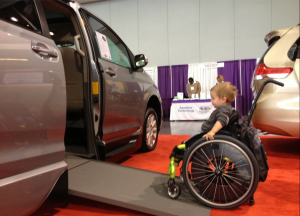 Things Parents should know about Wheelchair van shopping