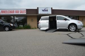 2013 Honda Odyssey VMI Northstar DB064877