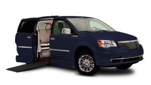 Chrysler Town and Country With VMI Northstar Conversion - Information