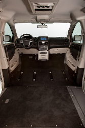 Chrysler Town and Country With VMI Northstar Conversion - Specifications