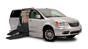 Chrysler Town & Country With VMI Summit Conversion - Information