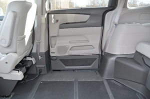Dodge Grand Caravan with a VMI Northstar Conversion - specifications