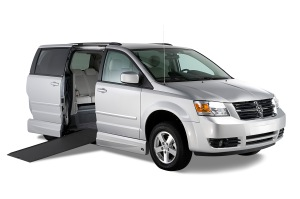Dodge Grand Caravan With VMI Northstar Conversion - Information
