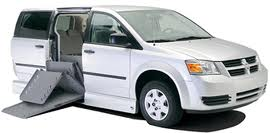 Dodge Grand Caravan With VMI Summit Conversion