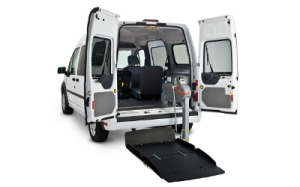 fiorella-wheelchair lift at automitive Inoovations www.bridgewatermobility.com