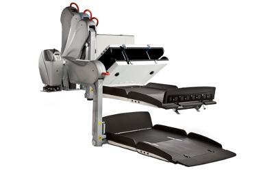 fiorella  wheelchair van lift adaptive dealer