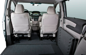 Honda Odyssey with VMI Summit Conversion - More Information