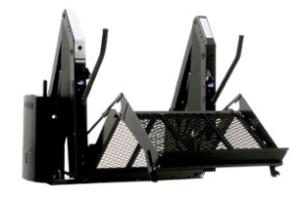 Ricon Klearvue Platform Wheelchair Lift