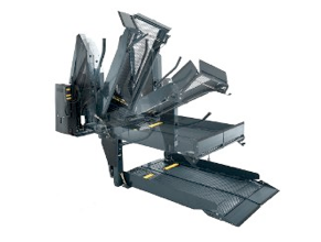 Ricon Slide-Away Platform Wheelchair Lift