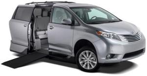 Toyota Sienna With VMI Northstar Conversion - Information