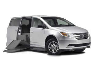 Honda Odyssey VMi Summit Conversion