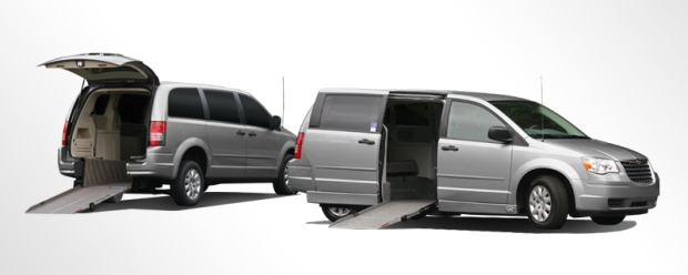 VMi New England Wheelchair vans & ramp:Lift options
