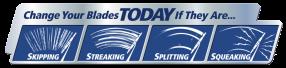 Wiper Blade Information & Maintenance