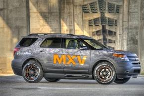 BraunAbility MXV™