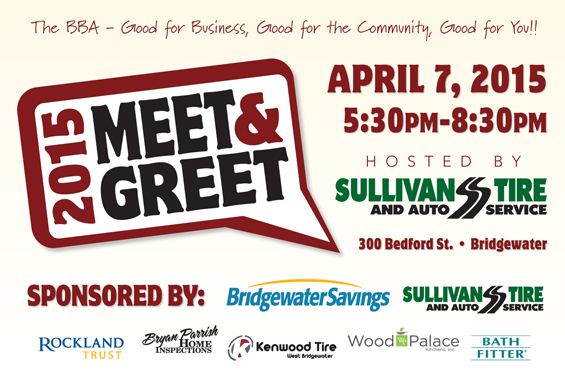 Bridgewater Business Association - 4th Annual Meet & Greet 2015