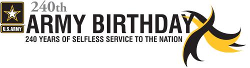 240th Army Birthday