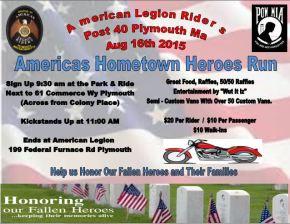 America's Hometown Fallen Heroes Run