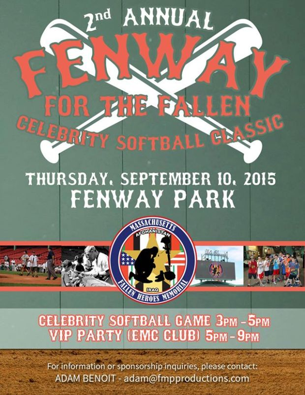 Second Annual Fenway For The Fallen