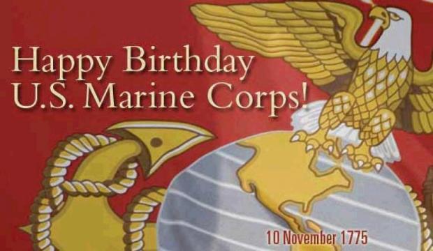 Happy 240th Birthday U.S Marine Corps!