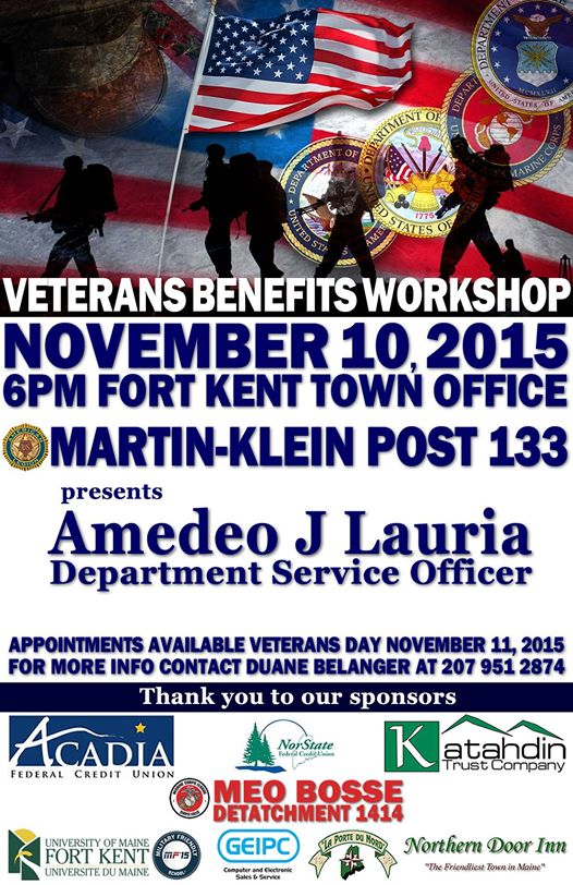 Veterans Benefits Workshop